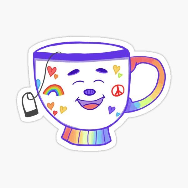 LGBTea Sticker