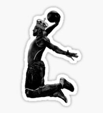 King James #2 Sticker