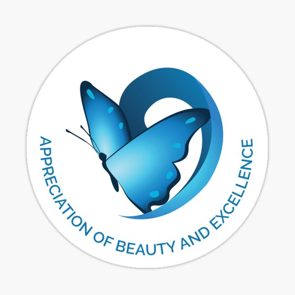 Appreciation of Beauty and Excellence VIA Character Strength Sticker