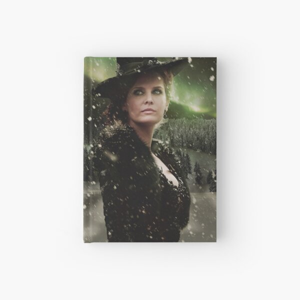 OUAT Holidays 2015 - The Wicked Witch Hardcover Journal