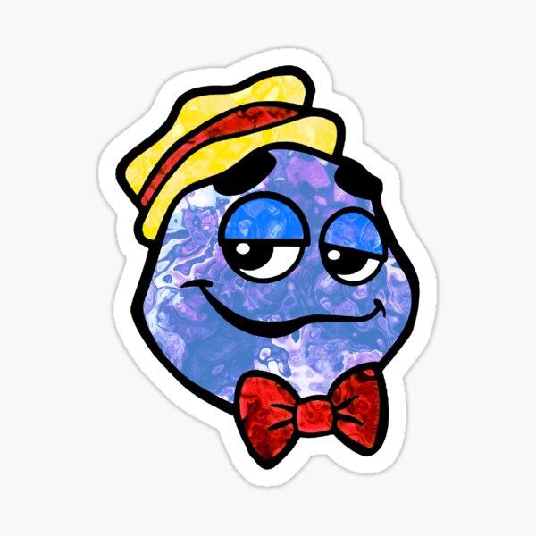 Boo Berry - Just Add Milk Sticker