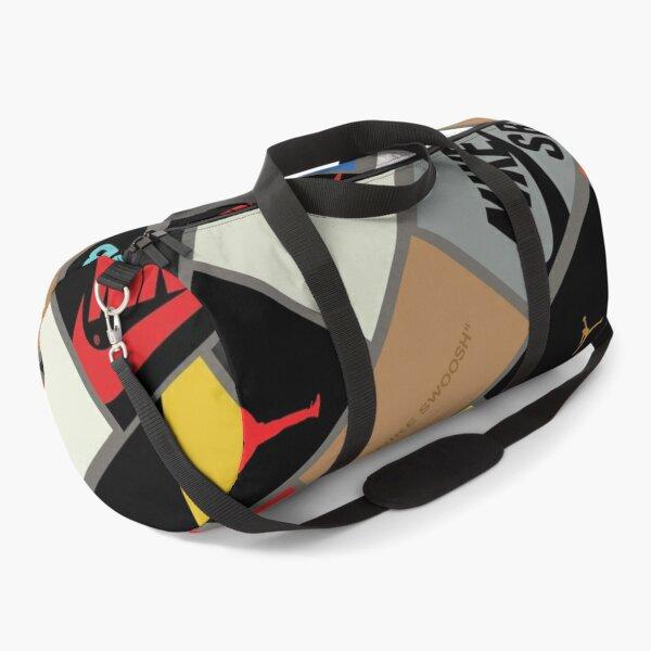 Sneakers Family Duffle Bag