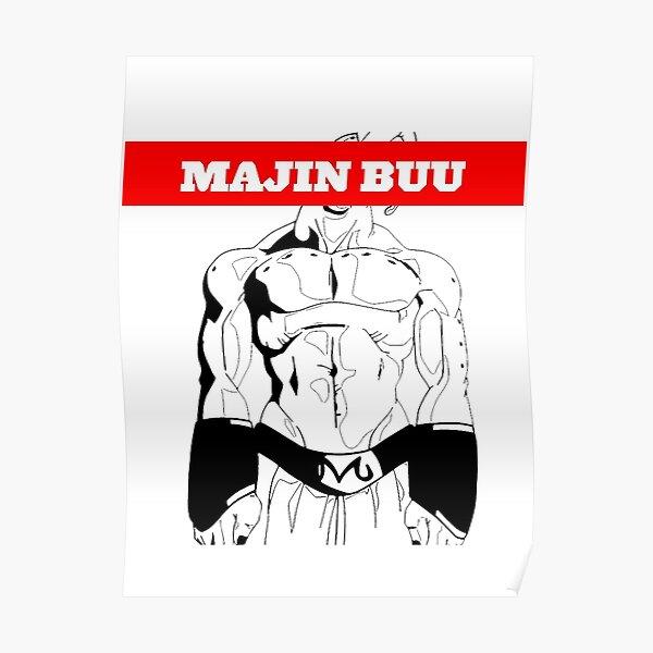 Super Buu Supr Poster