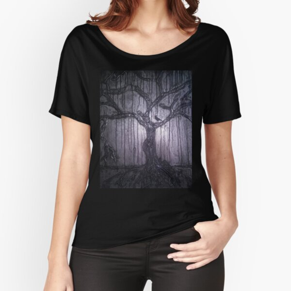 Empathy - Tree art Relaxed Fit T-Shirt