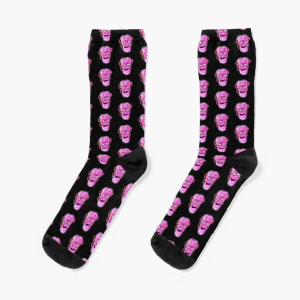 Frankenberry - Just Add Milk - Pattern Socks