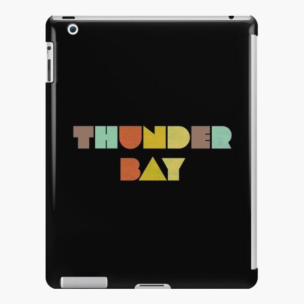 Thunder Bay Vintage iPad Snap Case