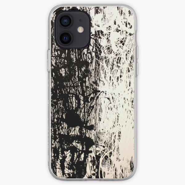 Abstract Jackson Pollock Painting Original Art iPhone Soft Case