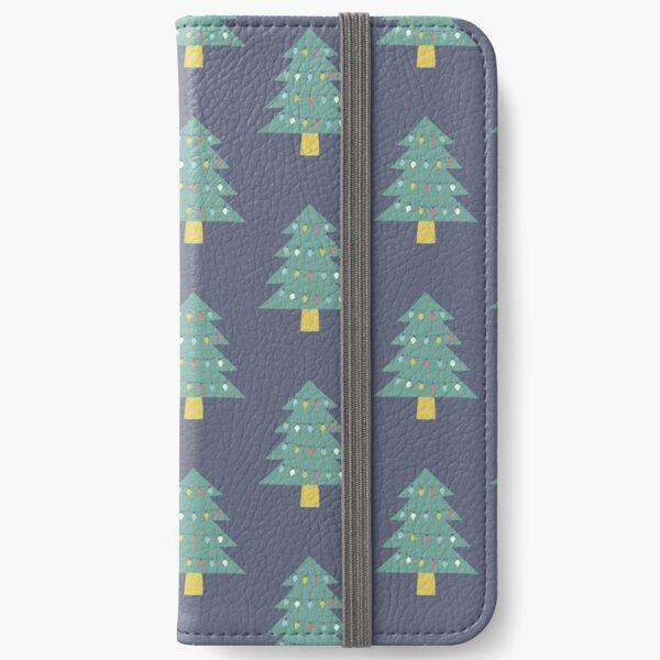 Christmas Tree iPhone Wallet