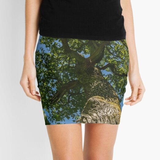 One of nature's majesties, the old oak Mini Skirt