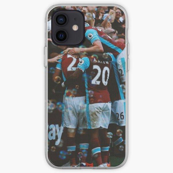 West Ham Coque souple iPhone