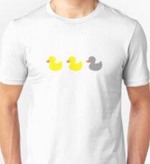 Duck, duck, gray duck! Unisex T-Shirt