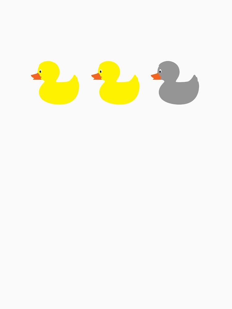 Duck, duck, gray duck! | Unisex T-Shirt
