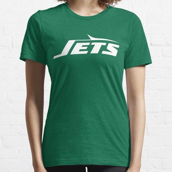 Logotipo vintage retro de los New York Jets Camiseta esencial