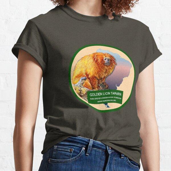 Golden Lion Tamarin Classic T-Shirt