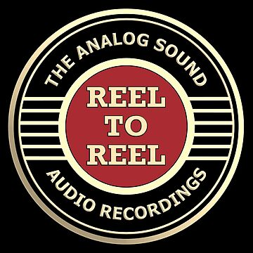 Wonderful Reel To Reel Audio Recording by felinson