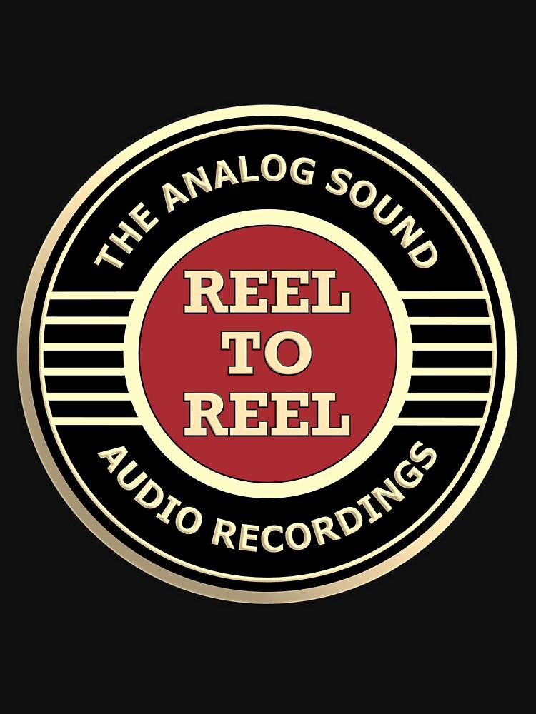 Wonderful Reel To Reel Audio Recording by felinson