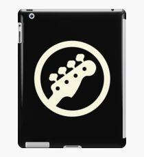 Cool Bass Guitar Ring iPad Case/Skin