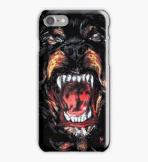 Givenchy Rottweiler Dog iPhone Case/Skin