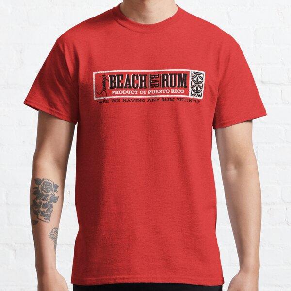 Sammy Hagar's Beach Bar Rum Classic T-Shirt