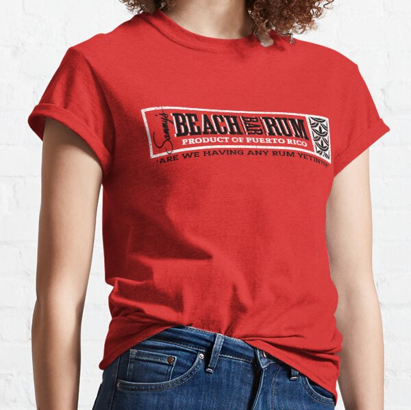 Sammy Hagar's Beach Bar Rum Classic T-Shirt