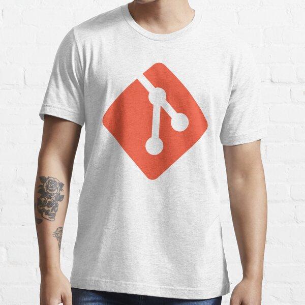 Git - Red logo Essential T-Shirt