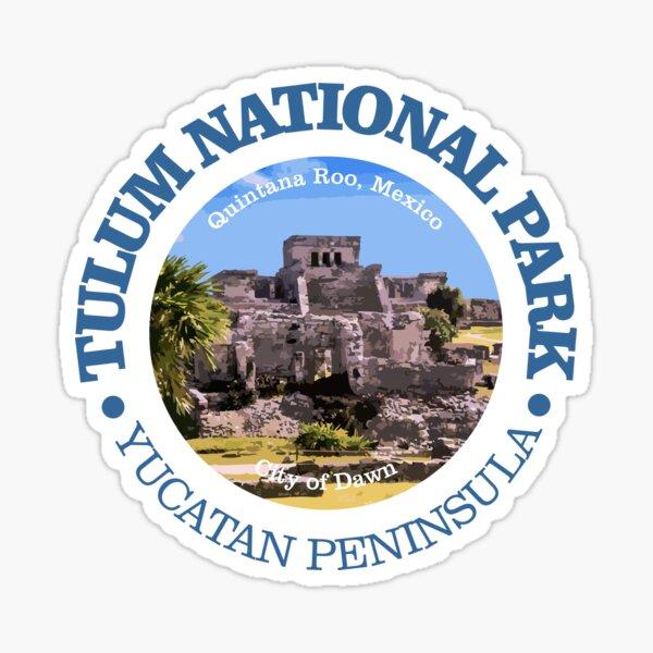 Tulum National Park (NP) Sticker