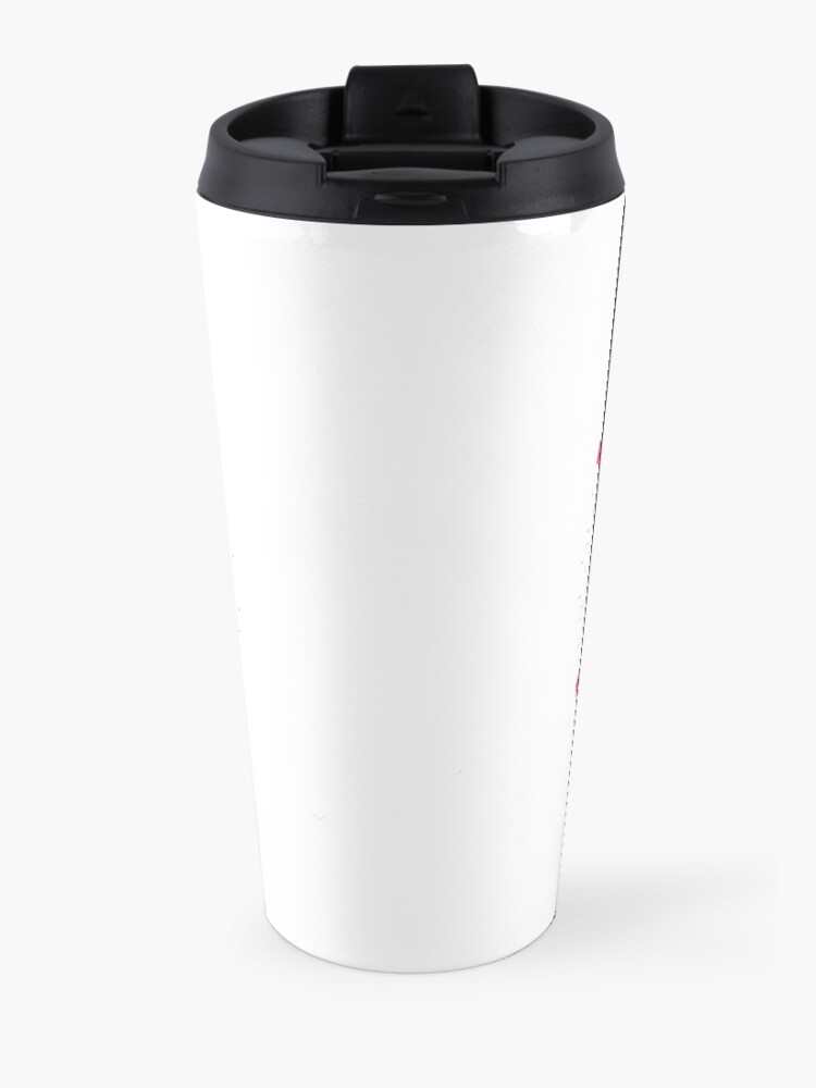 Alternate view of anxiety is a liar Travel Mug
