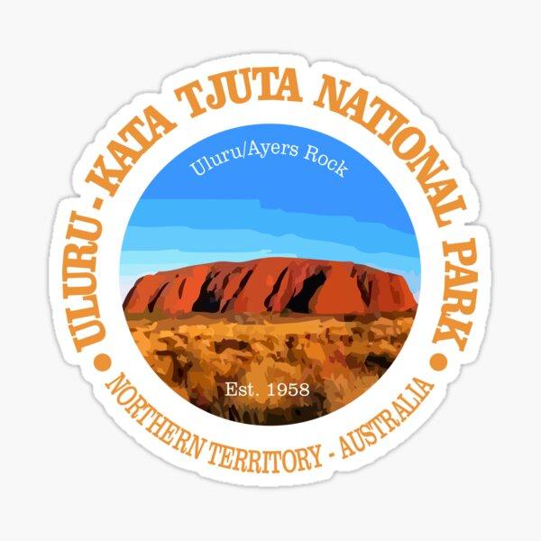 Uluru-Kata Tjuta National Park (NP) Sticker