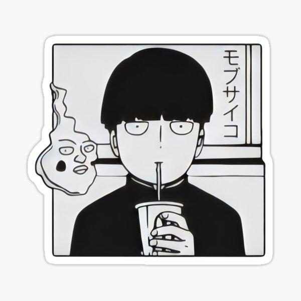 Mob Psycho Sticker
