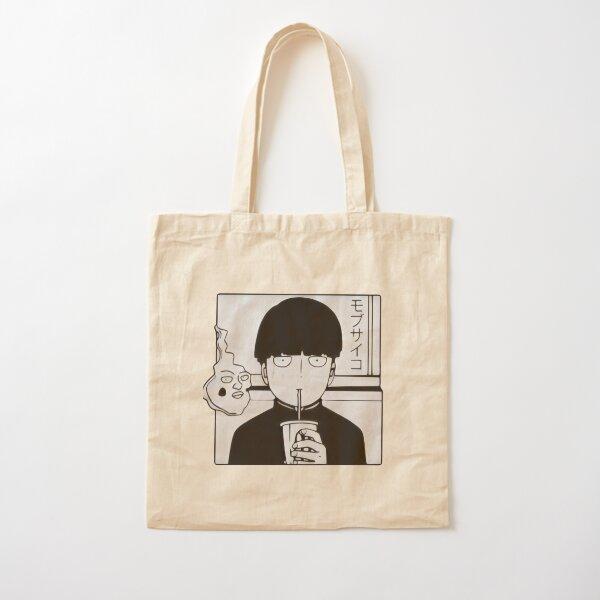 Mob Psycho Cotton Tote Bag