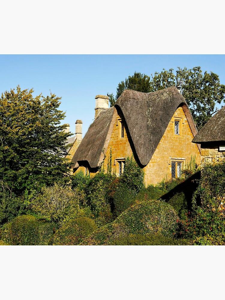 Quaint Cotswold Cottage by ScenicViewPics