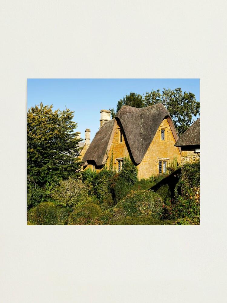 Alternate view of Quaint Cotswold Cottage Photographic Print