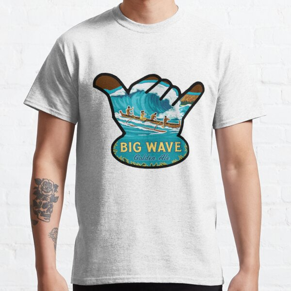 Kona Big Wave Shaka Classic T-Shirt