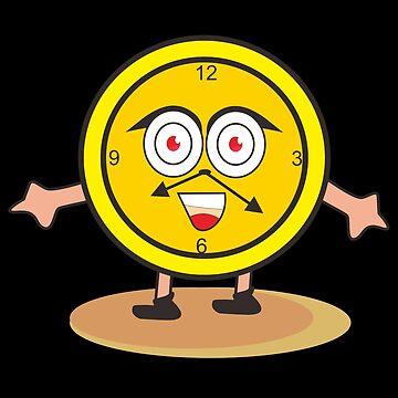Mr. O'clock by riveralidac