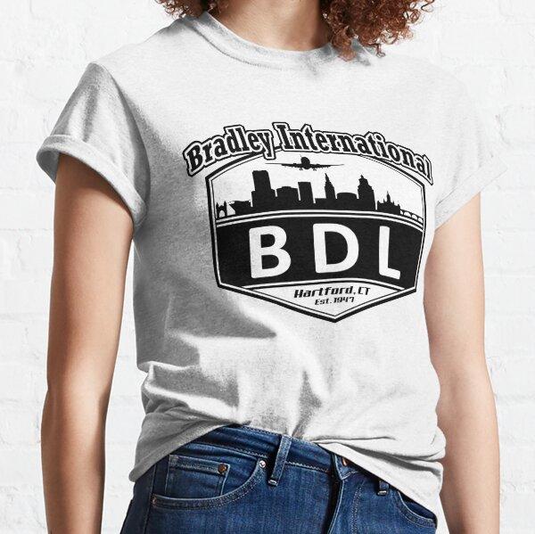 Bradley International Airport Code Classic T-Shirt