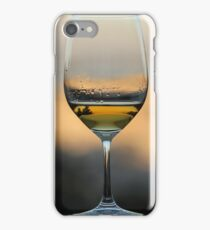 Wine and the City iPhone Case/Skin