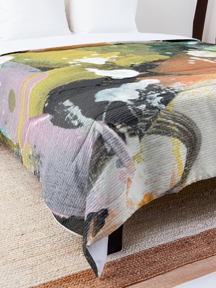 Alternate view of Elegant Collision Comforter