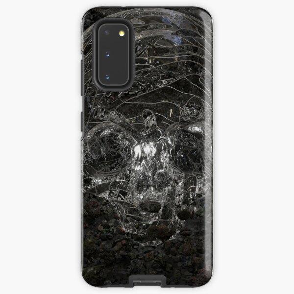 Skullptures III Crystal Skull Samsung Galaxy Tough Case