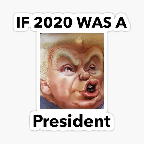 Trump 2020 Sucks Funny T-shirt Classic T-Shirt Sticker
