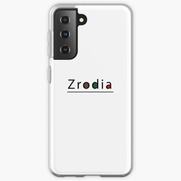 ZRODIA LOGO LOGGO T-SHIRT Samsung Galaxy Soft Case