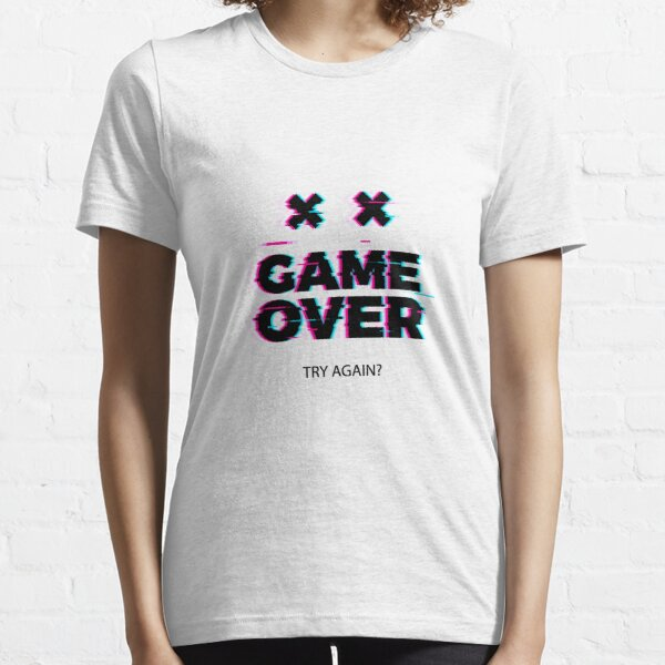 Game Over Essential T-Shirt