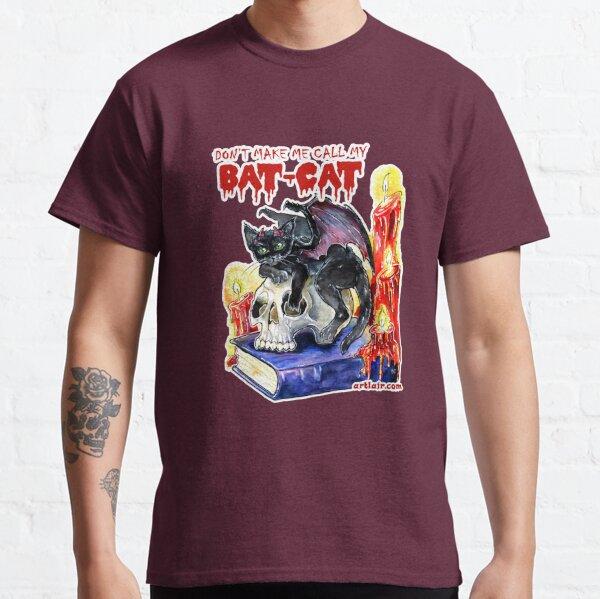 Bat Kitten Classic T-Shirt