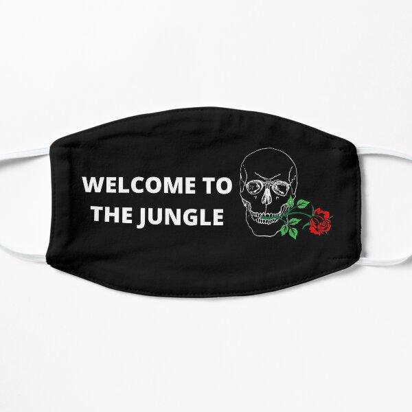 Guns N Roses Welcome To The Jungle Flat Mask