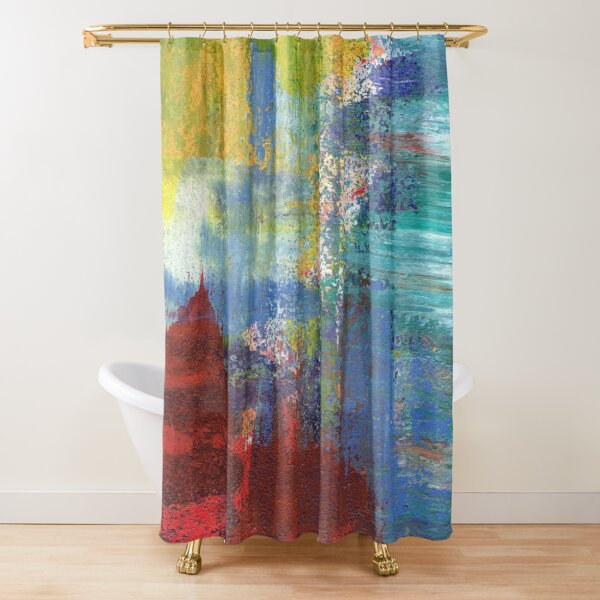 Bold Nuance IV Shower Curtain
