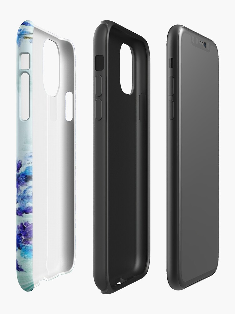 Alternate view of Ful moon iPhone Case & Cover