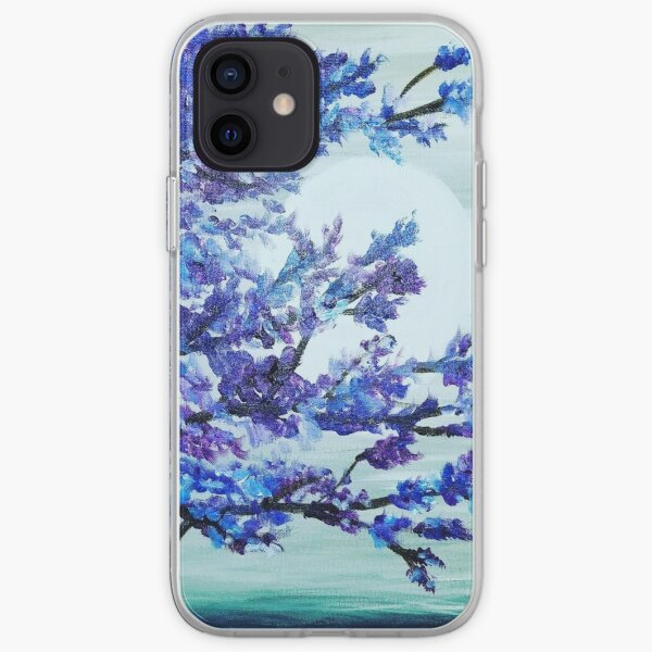 Ful moon iPhone Soft Case