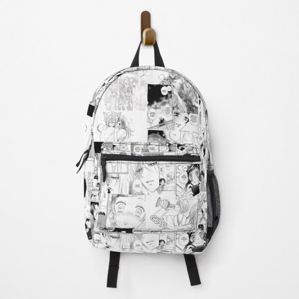 Kamisama kiss collage Backpack