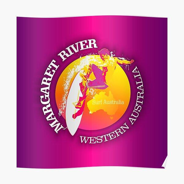Surf Margaret River (SRF) Poster