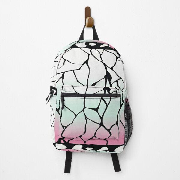 shinobu kimono pattern Backpack