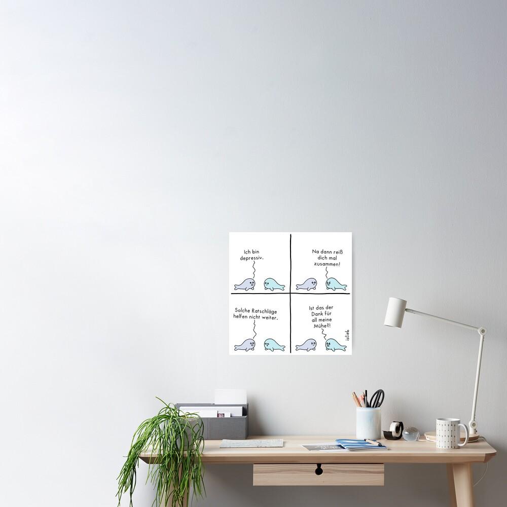 Ratschläge Poster